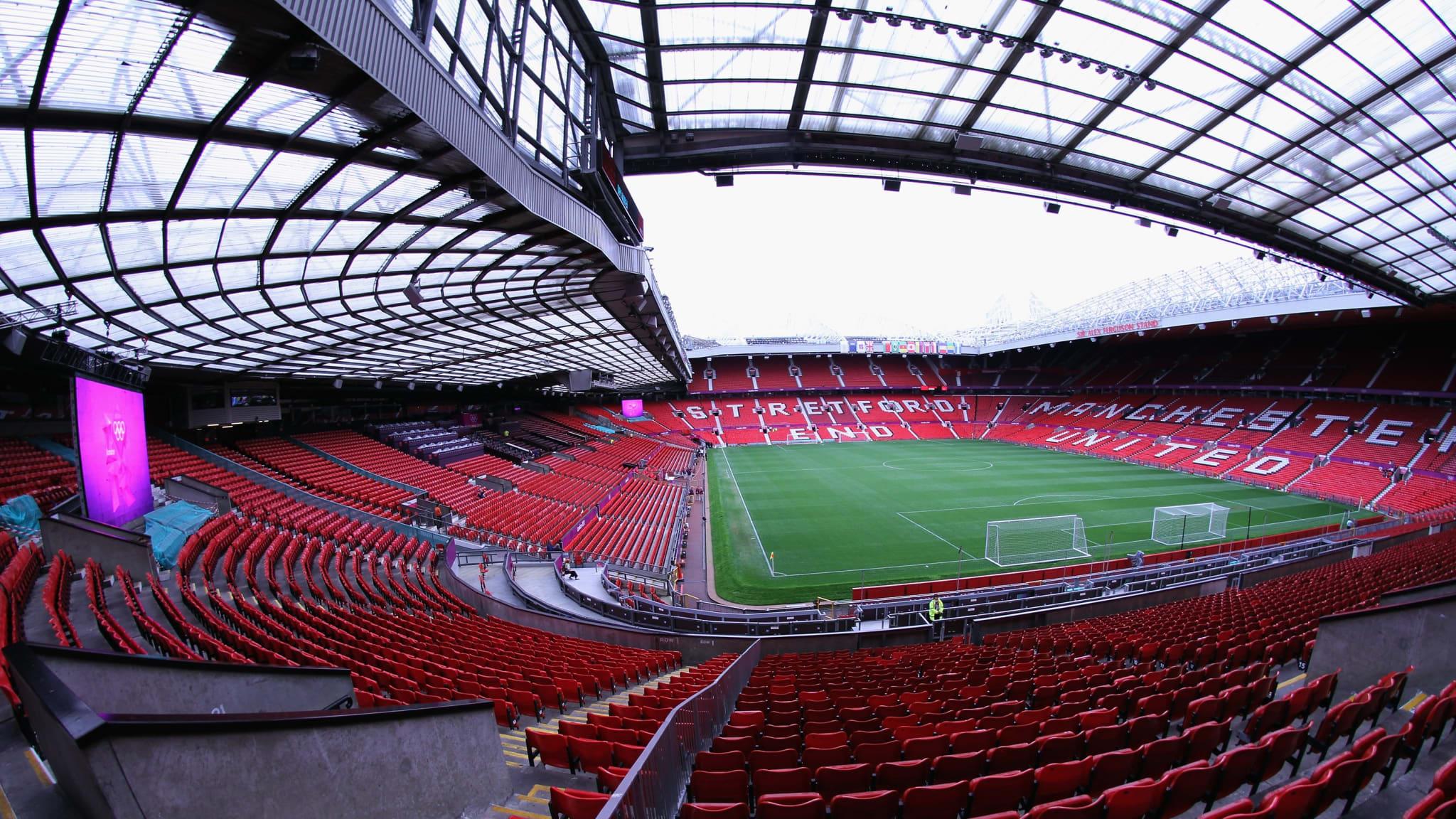 اولدترافورد-Old Trafford-منچستریونایتد-انگلیس-England-Manchester United