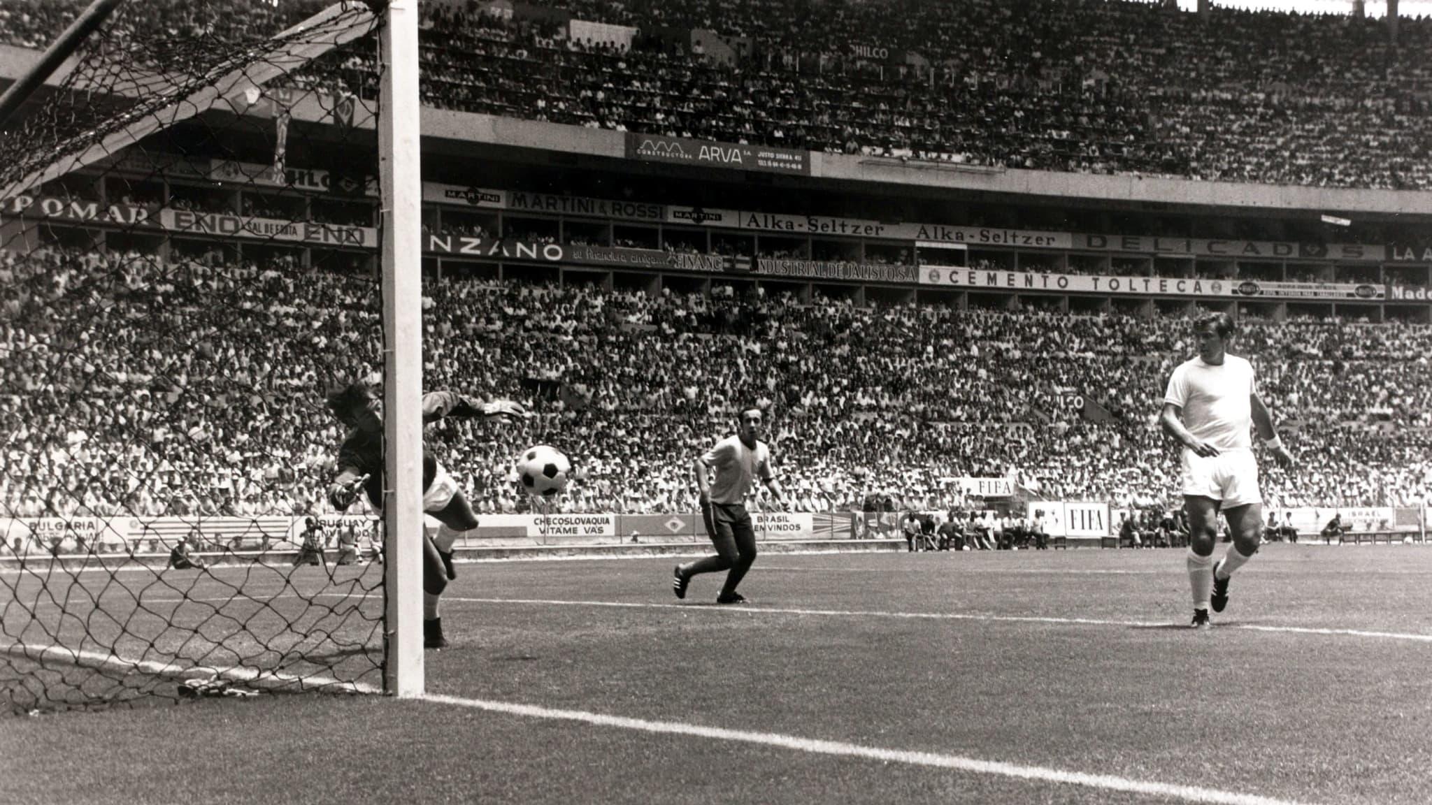 انگلیس / جام جهانی 1970 / برزیل / Brazil / England / 1970 World Cup