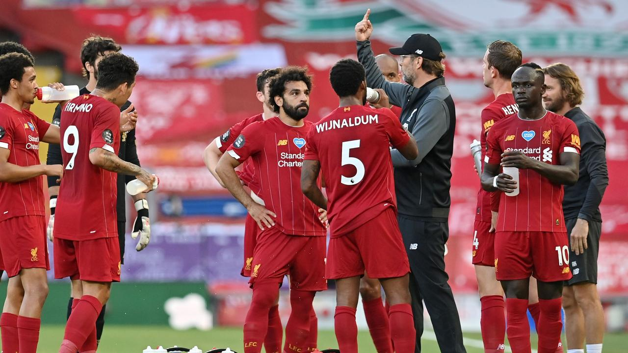 Liverpool / Premier League / Reds / لیگ برتر / قرمزها / لیورپول