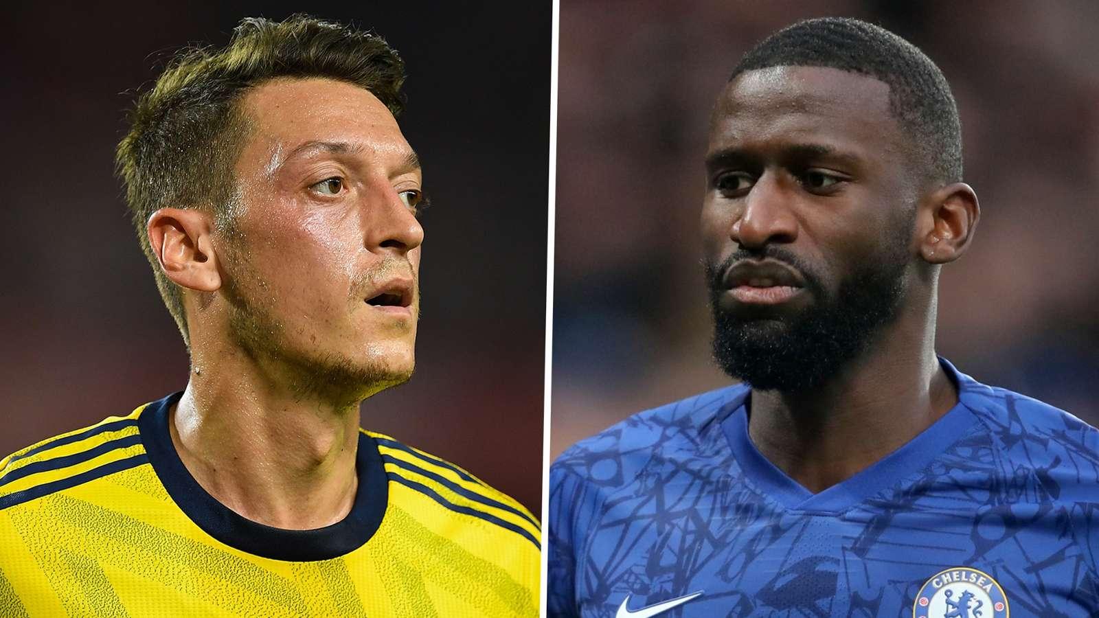 آرسنال-چلسی-لیگ برتر-توپچیها-آلمان-Germany-England-Premier League-Arsenal-Chelsea