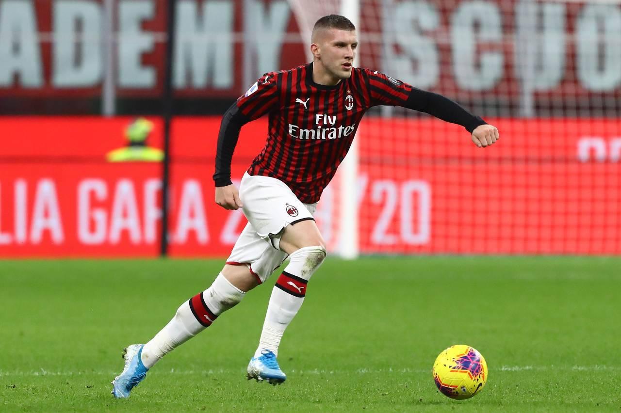 میلان / ایتالیا / کرواسی / سری آ / Italy / Serie A / Croatia