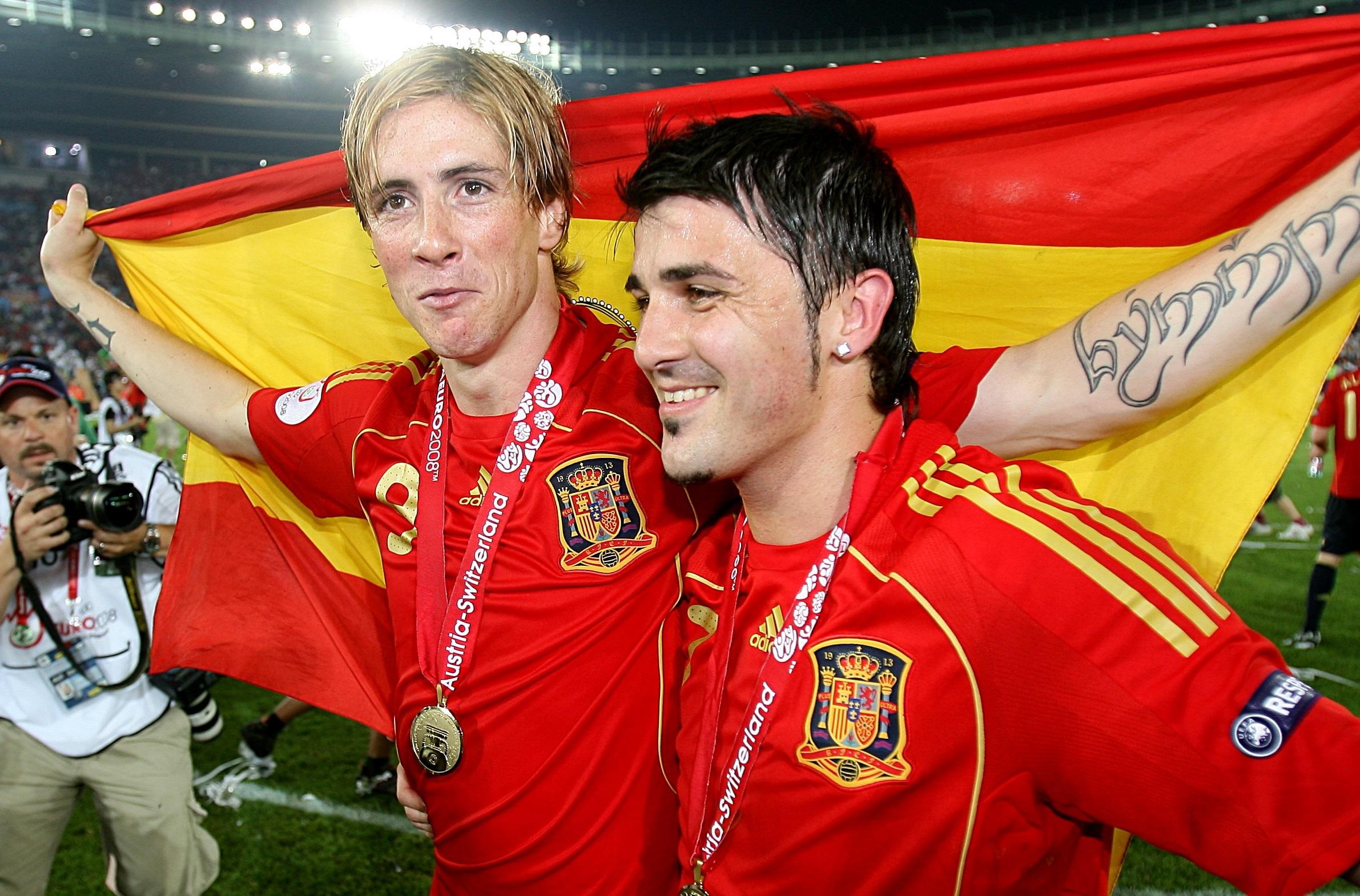 اسپانیا / یورو 2008 / لاروخا / La Roja / Spain / EURO 2008