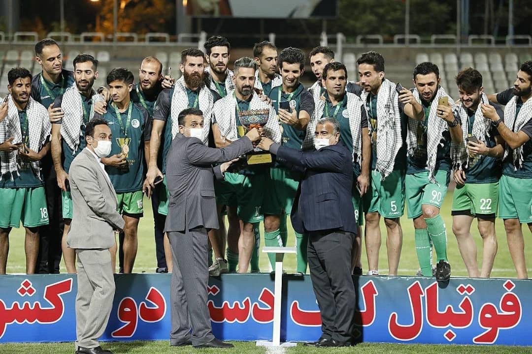 فوتبال ایران / لیگ دسته دوم