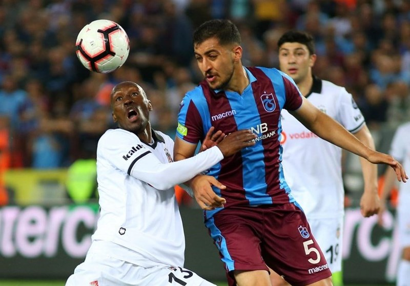 فوتبال ایران-iran football-ترابزون اسپور-Trabzonspor