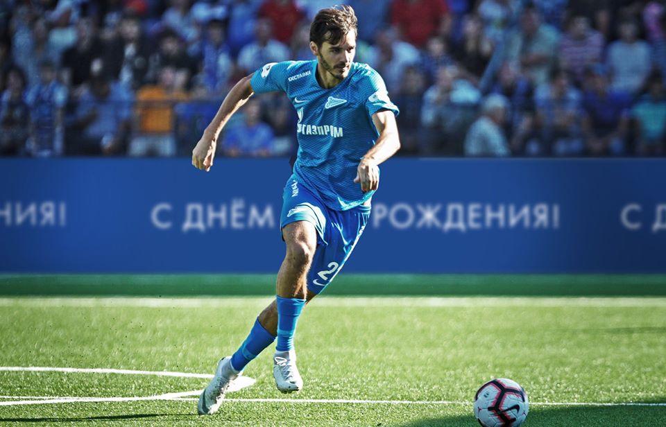 فوتبال روسیه-زنیت-russia football-FC Zenit Saint Petersburg