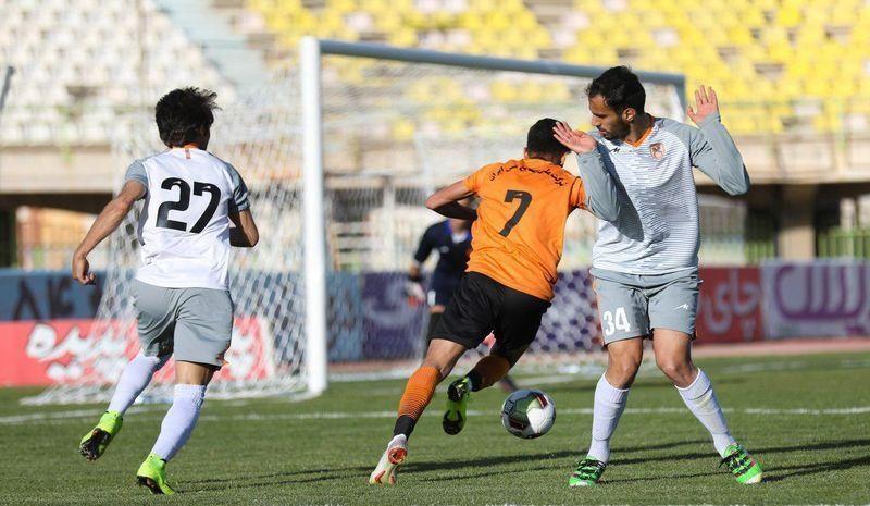 لیگ دسته اول-فوتبال ایران