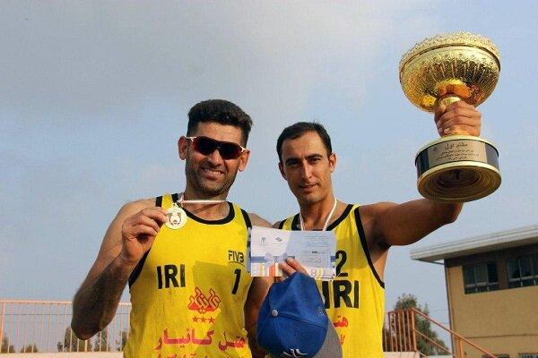 والیبال / ساحلی / ایران