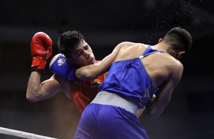 بوکس-ایران-المپیک-Olympics boxing-iran