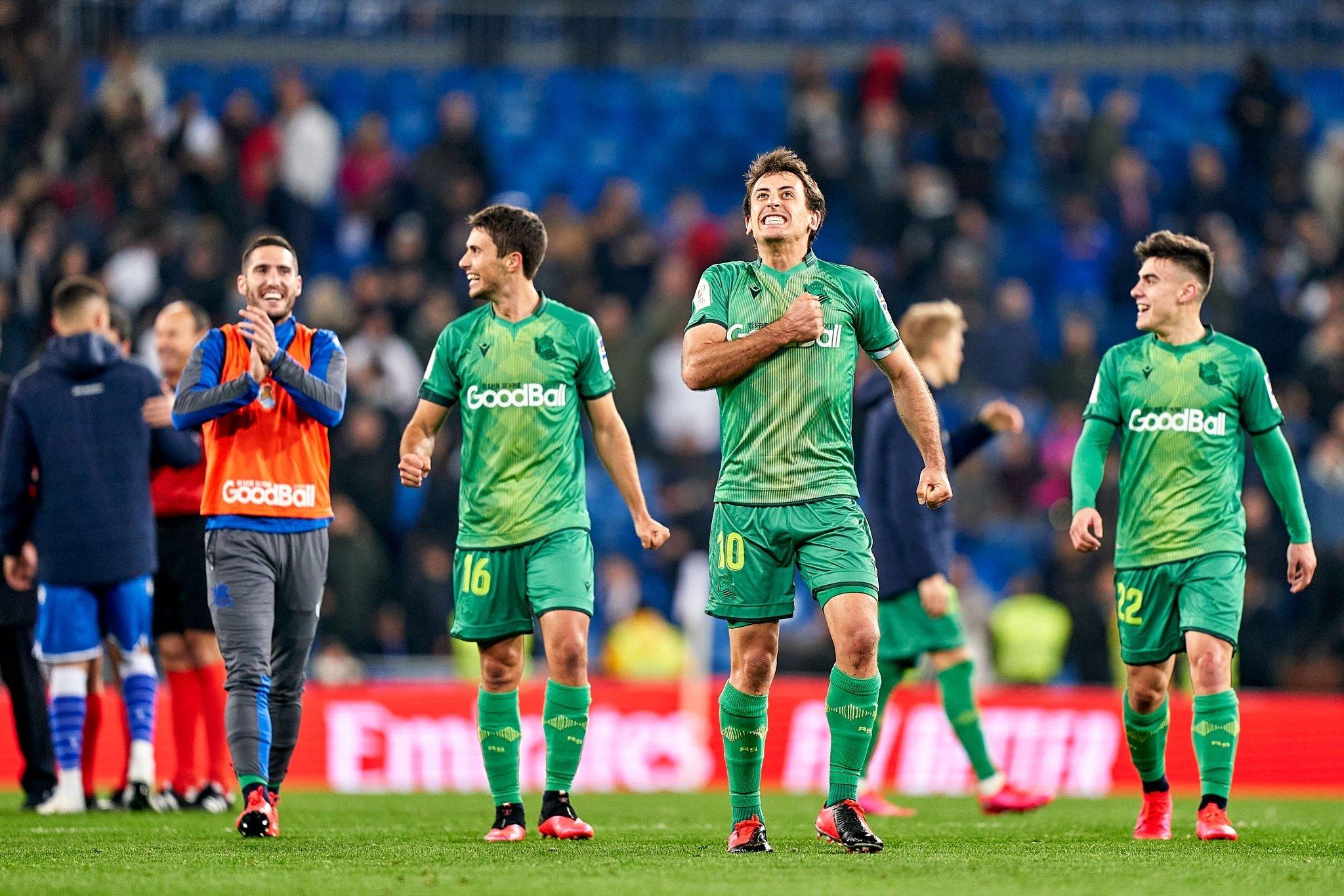 گزارش تصویری-رئال مادرید-رئال سوسیداد