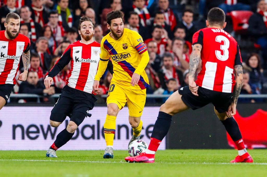 جام حذفی اسپانیا-اتلتیک بیلبائو-بارسلونا
