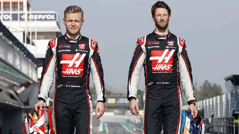 فرمول یک / تیم هاس / Formula 1