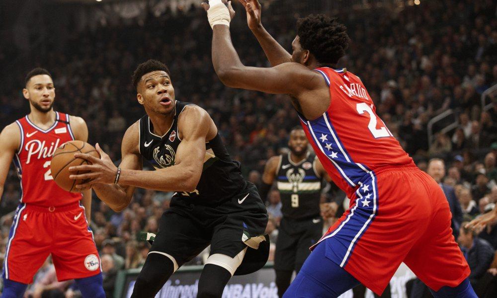 بسکتبال-میلواکی باکس-فیلادلفیا سونی سیکسرز-NBA Basketball