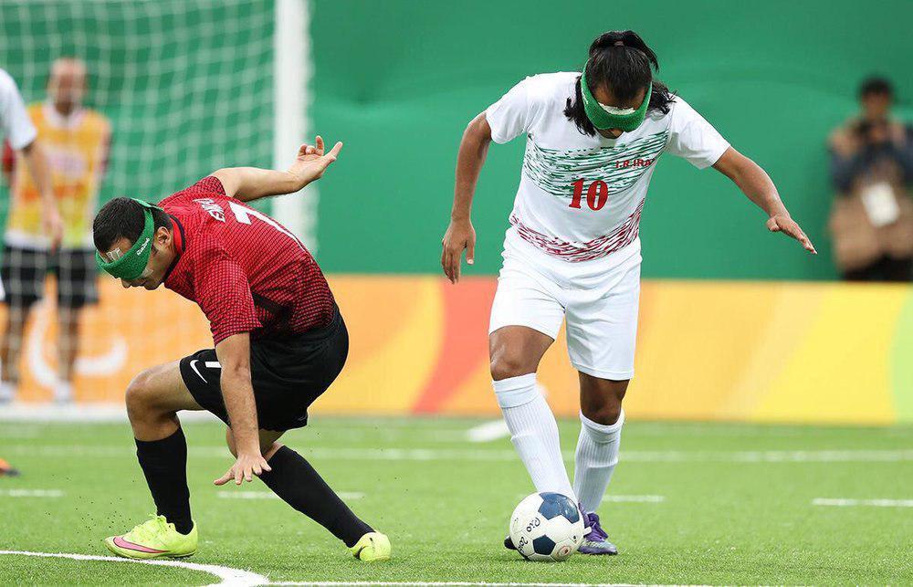 فوتبال پنج نفره ایران-بسکتبال با ویلچر-پارالمپیک-