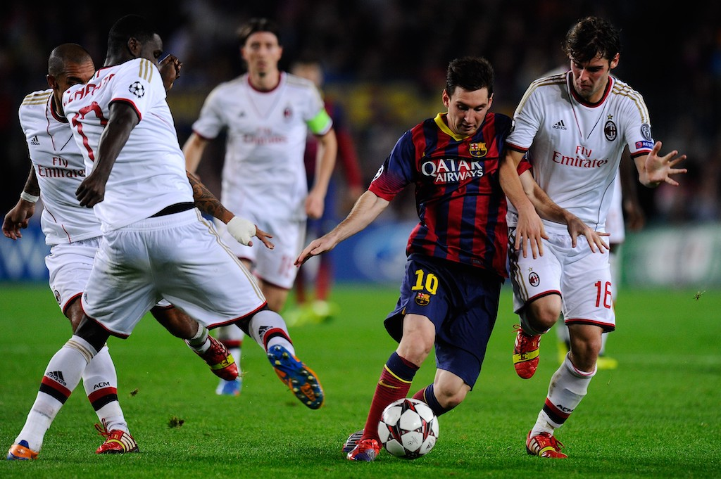 لیونل مسی-Lionel Messi-بارسلونا-اسپانیا-لالیگا-ایتالیا-میلان-سری آ-اینتر-یوونتوس