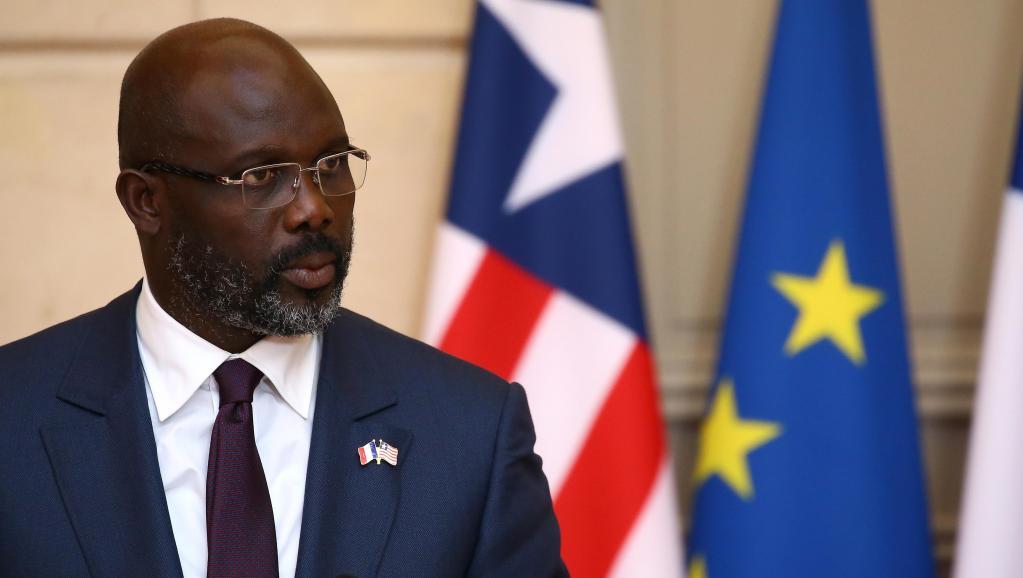 لیبریا-رییس جمهور لیبریا-مهاجم سابق میلان-Liberia