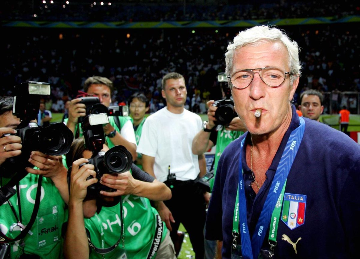 سرمربی تیم ملی ایتالیا
