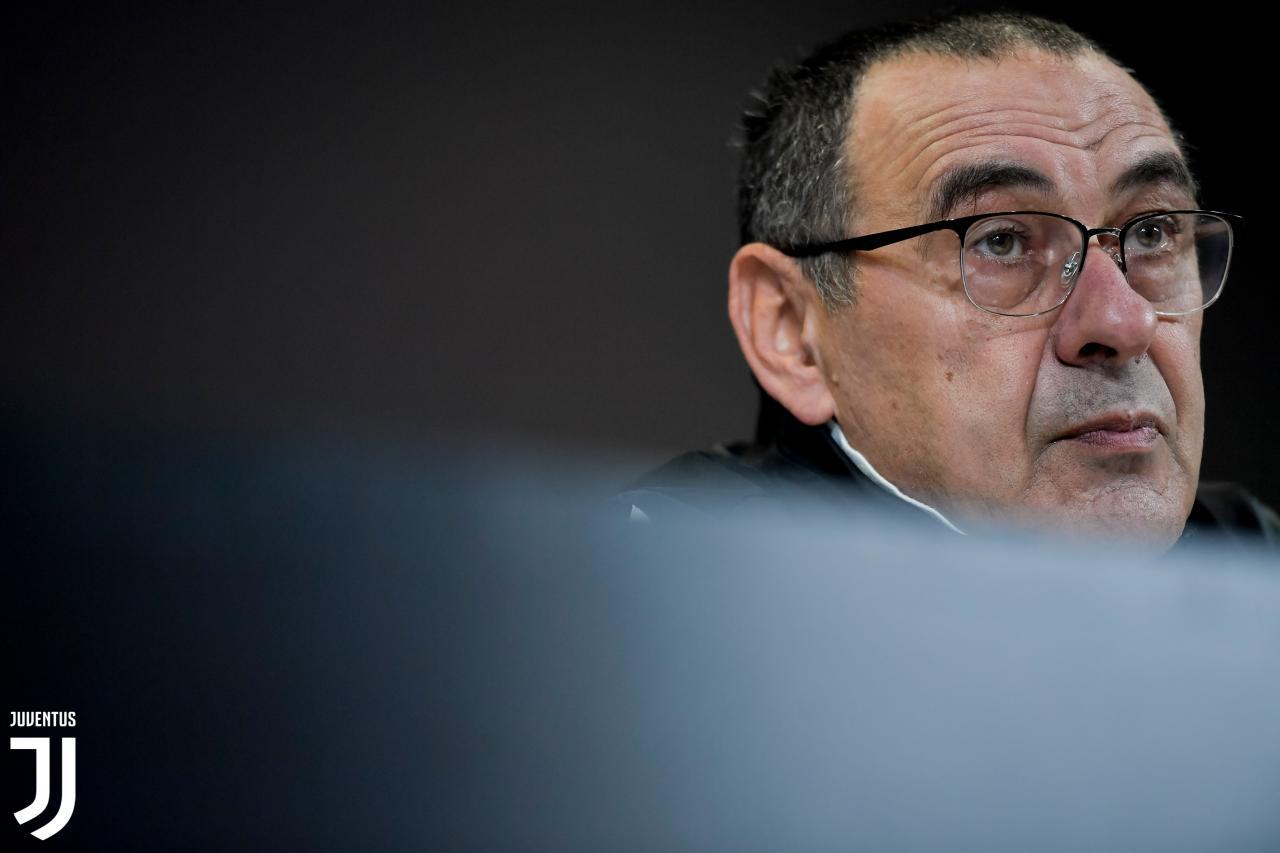 یوونتوس-سری آ-ایتالیا-کنفرانس خبری-Juventus