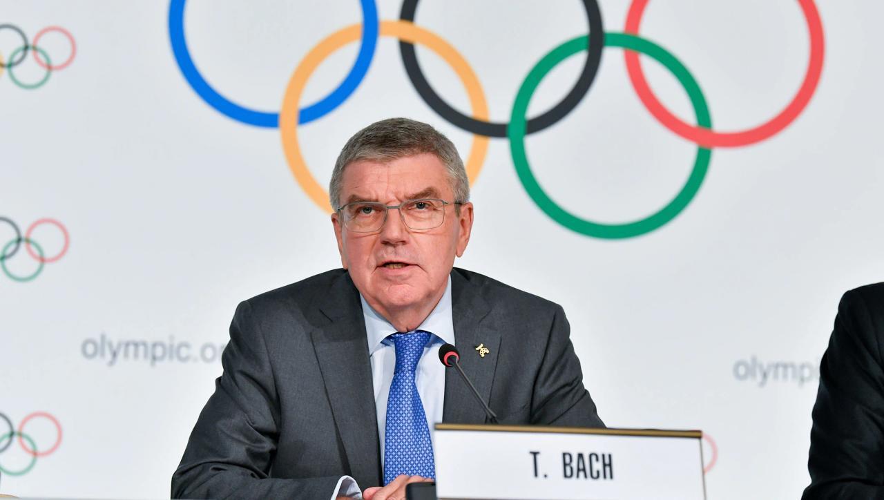 رییس کمیته بین المللی المپیک-کمیته بین المللی المپیک