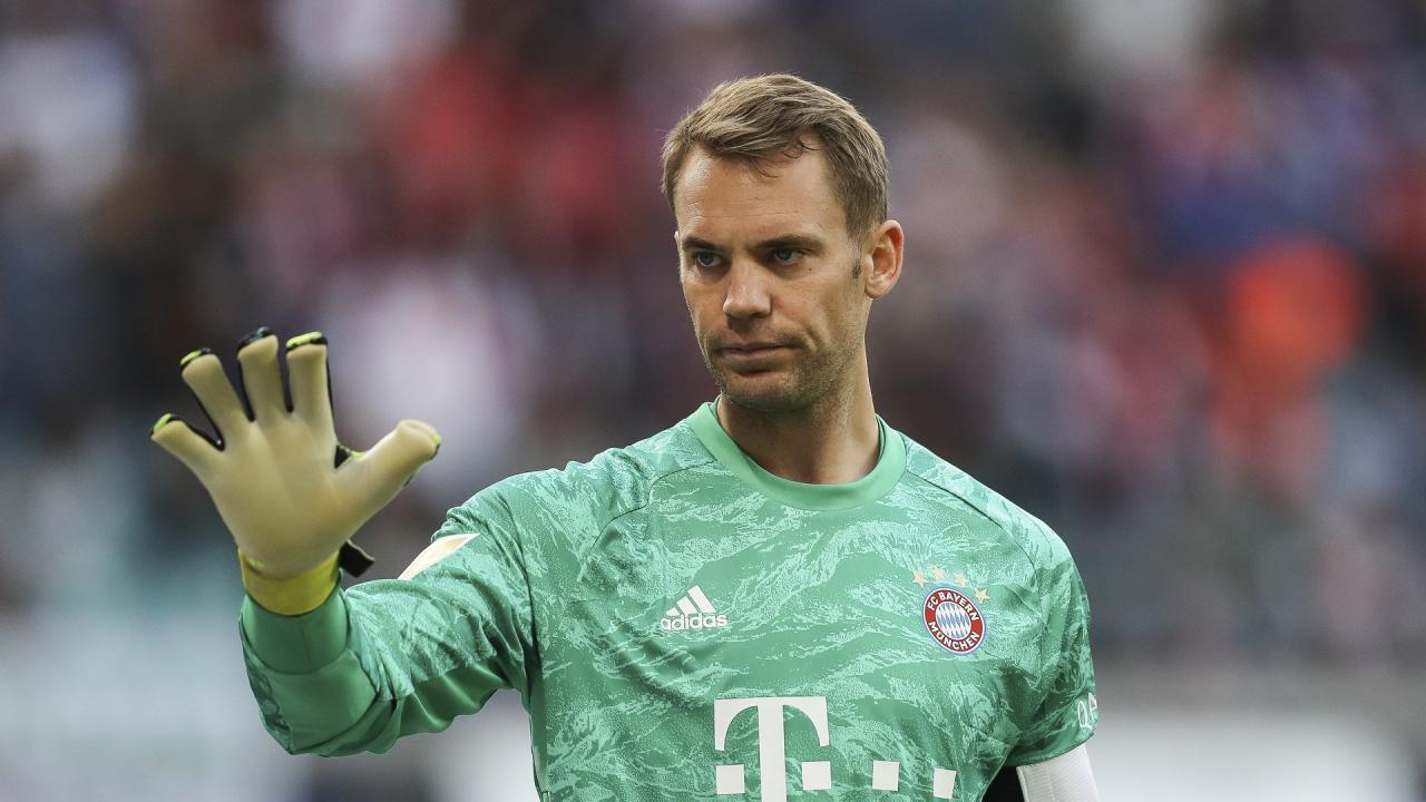 بایرن مونیخ-دروازه بان بایرن مونیخ-آلمان-بوندس لیگا-Bayern Munchen