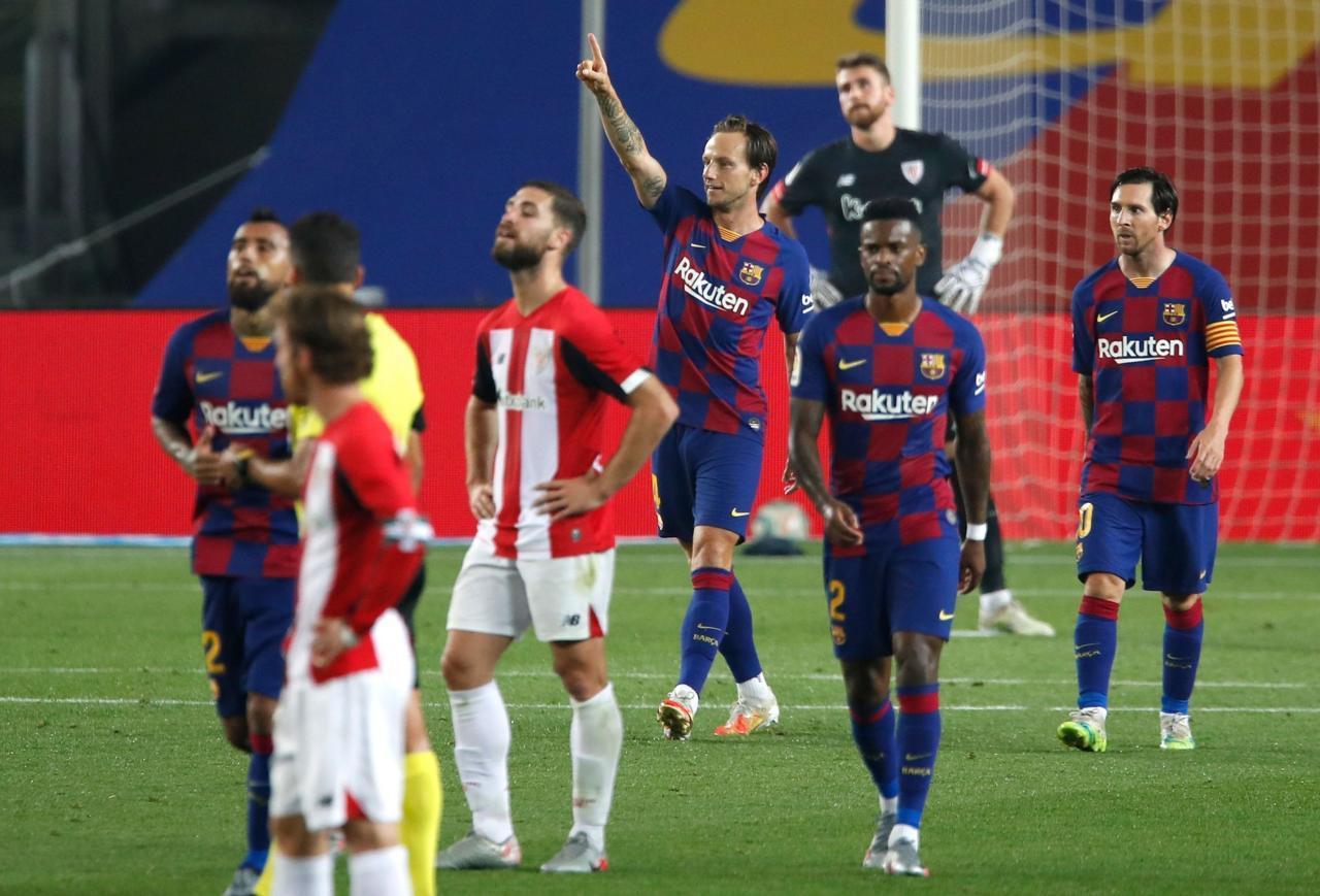 بارسلونا / اتلتیک بیلبائو / لالیگا / اسپانیا / Barcelona