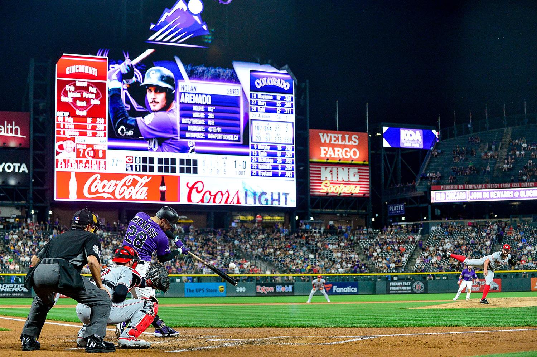 ورزش بیسبال - لیگ حرفهای بیسبال - مسابقات بیسبال - لیگ بیسبال MLB