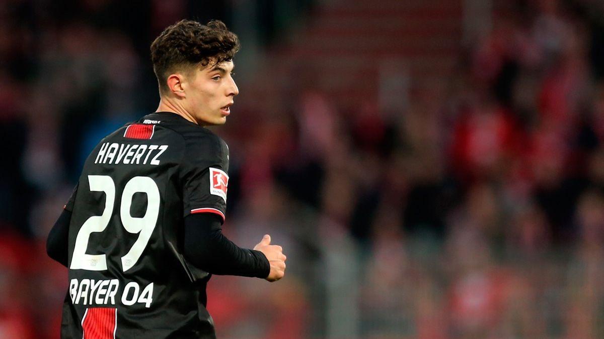 بایرلورکوزن-بوندسلیگا-آلمان-Bayer Leverkusen-Bundesliga-Germany