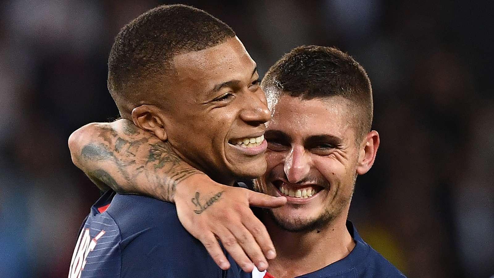 پاری سن ژرمن-لوشامپیونا-ایتالیا-PSG-Ligue1-Italy
