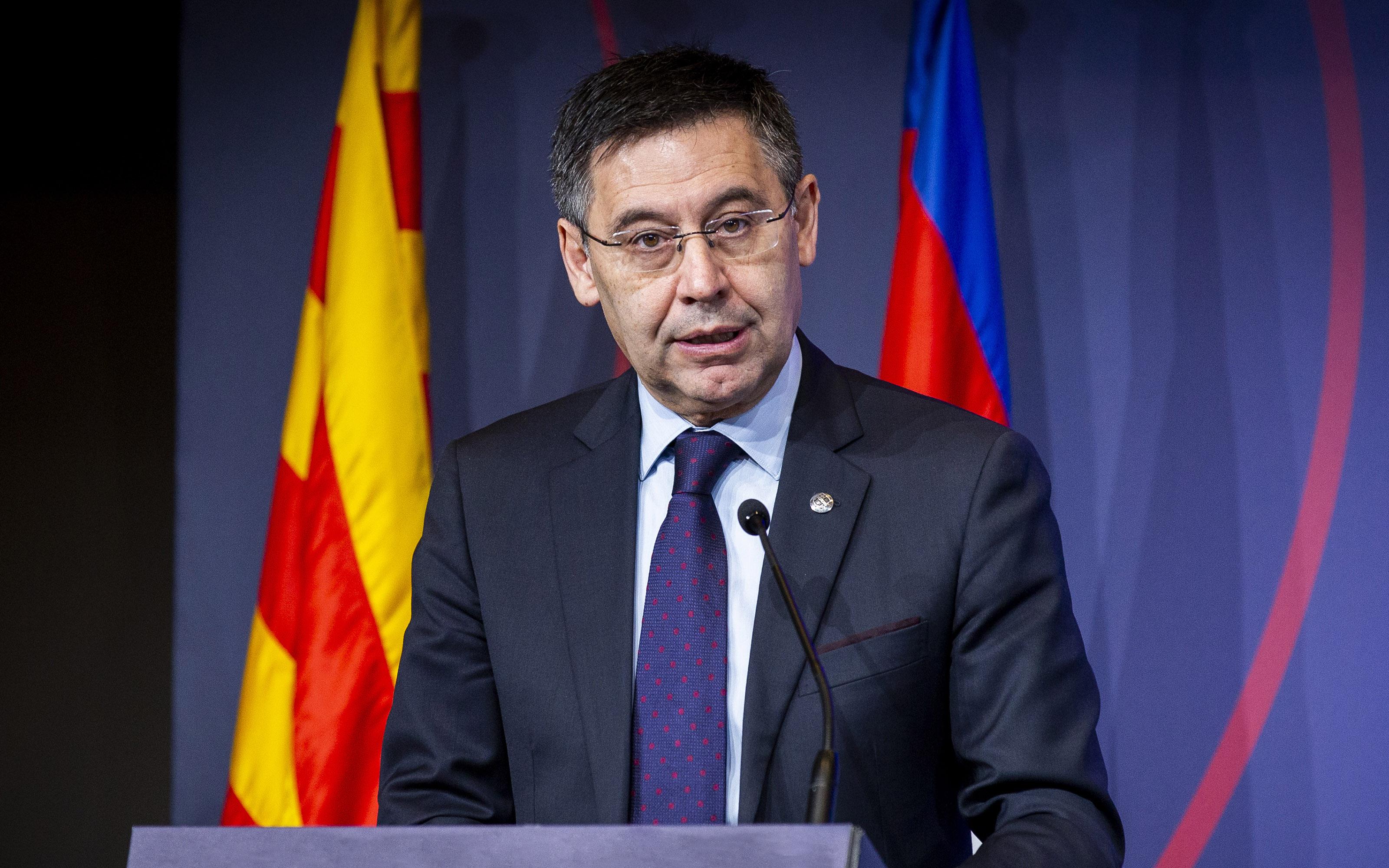 احتمال استعفای جوزپ ماریا بارتومئو
