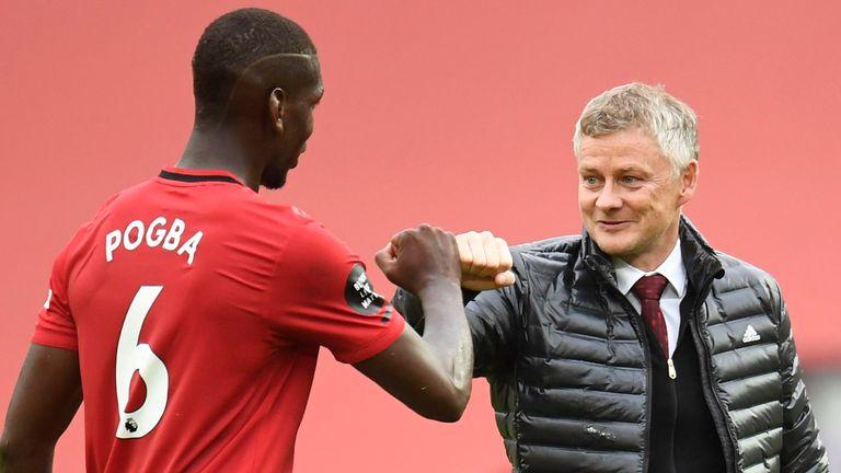 منچستریونایتد-لیگ برتر انگلیس-نروژ-Manchester United-Premier League-Norway