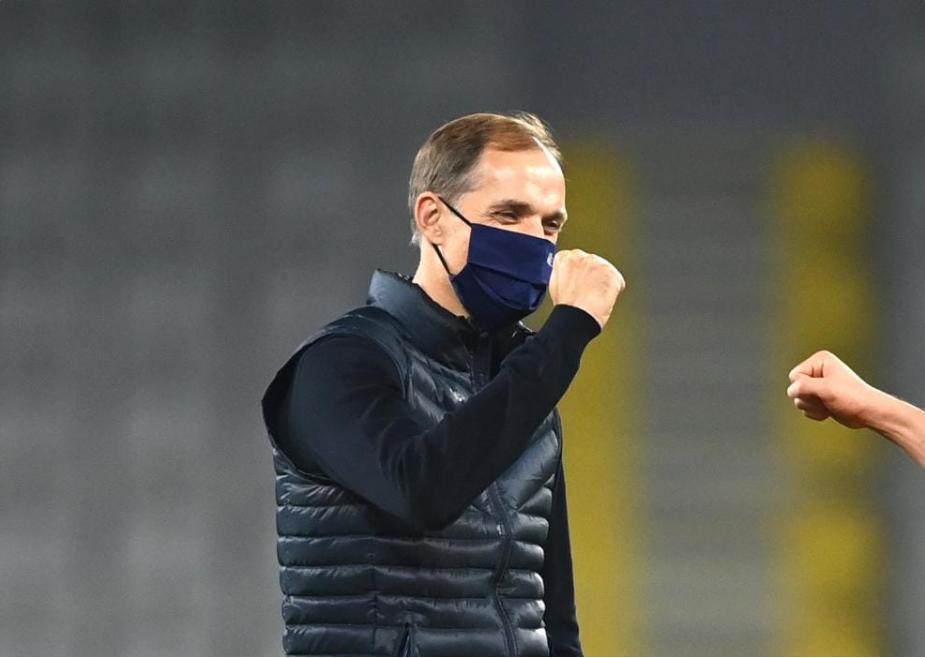 مصاحبه توماس توخل بعد از بازی مقابل باشاک شهیر