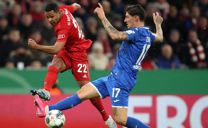 آلمان-دی اف بی پوکال-هوفنهایم-پیروزی بایرن مونیخ-DFB Pokal