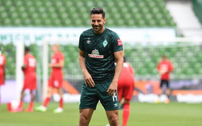 آلمان / بوندسلیگا / وردربرمن / بازنشستگی پیزارو / Bundes Liga