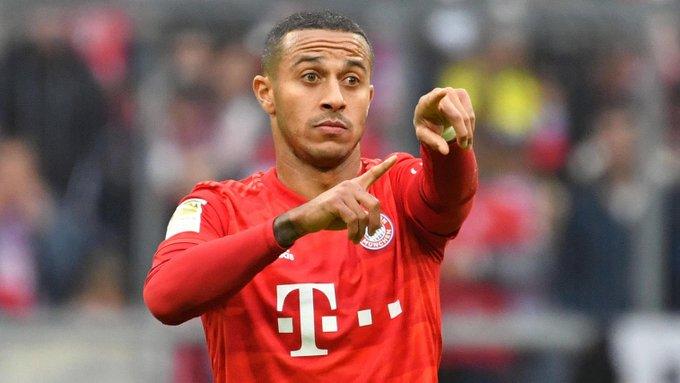 آلمان / بایرن مونیخ / جدایی تیاگو / تمدید قرارداد تیاگو / Bayern Munich