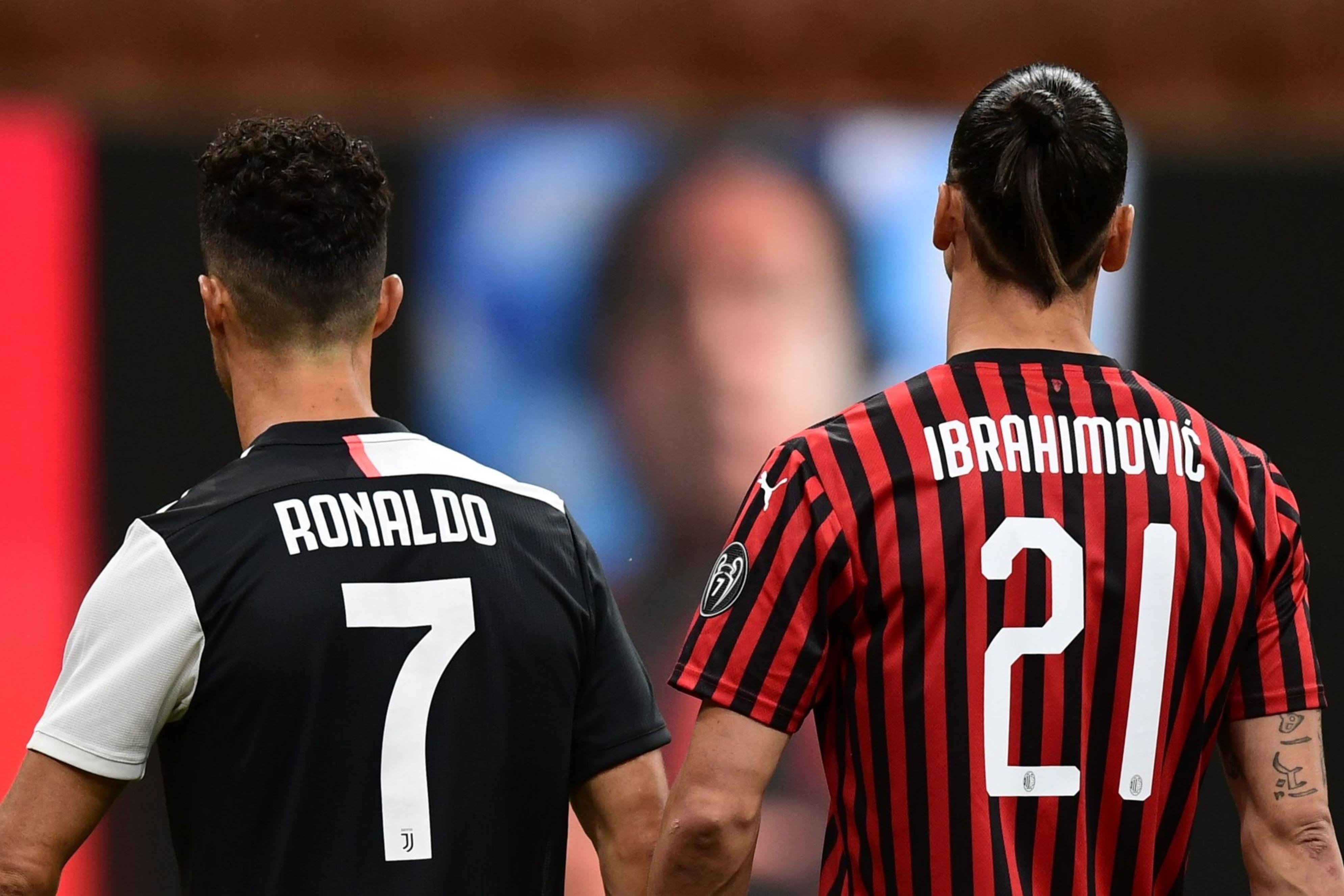 یوونتوس - سری آ - Serie A - Juventus - میلان - AC Milan