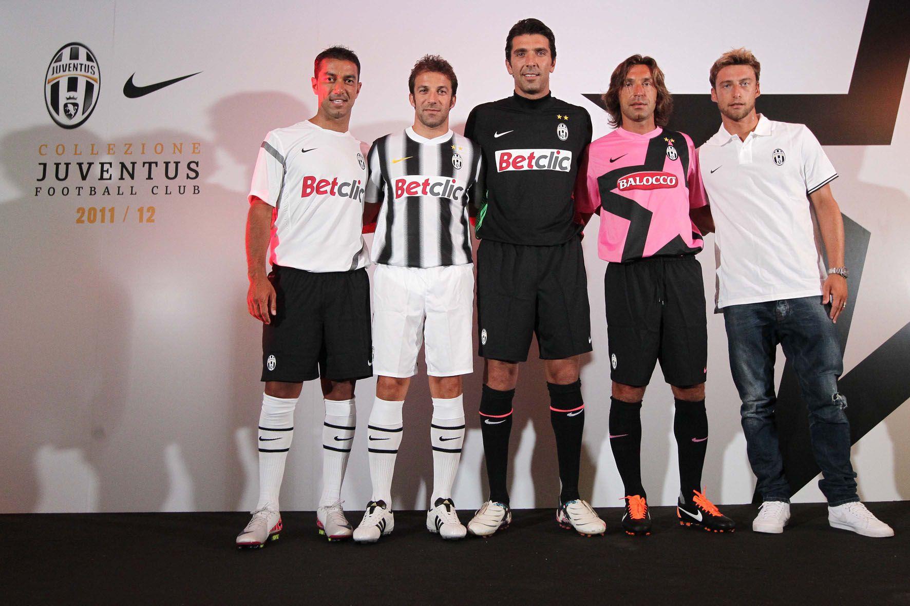 Juventus 2011/12
