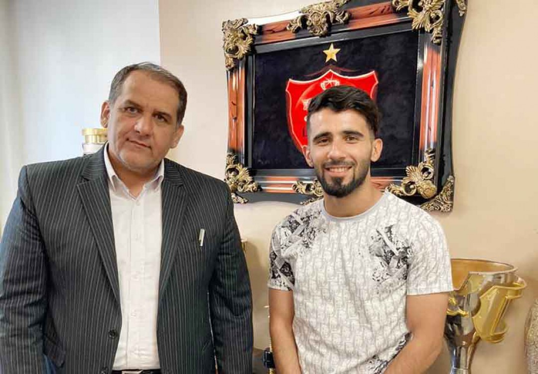 بازیکن عراقی پرسپولیس