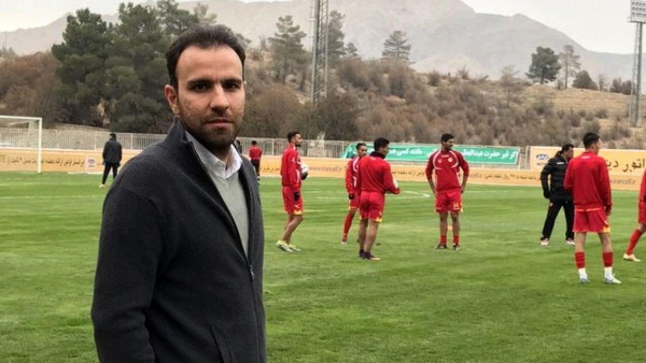 برکناری محسن خلیلی از پرسپولیس