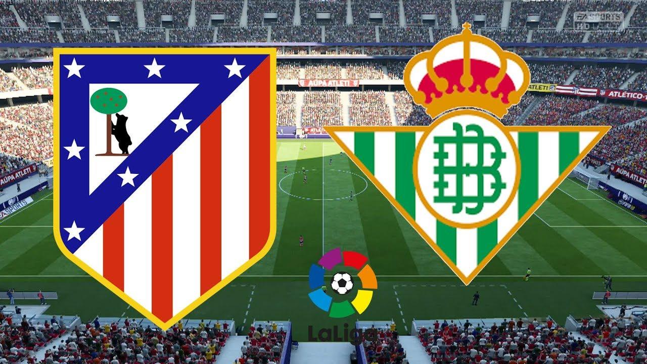 اتلتیکو مادرید - رئال بتیس