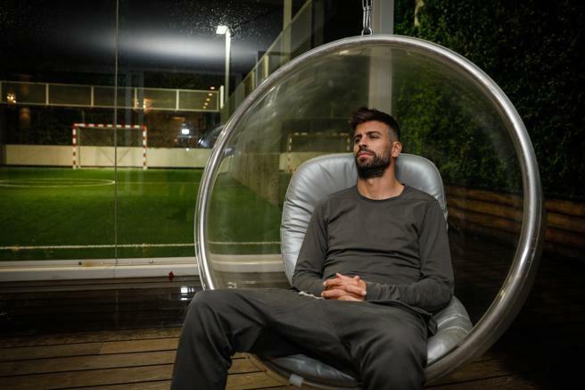 مدافع اسپانیایی بارسلونا
