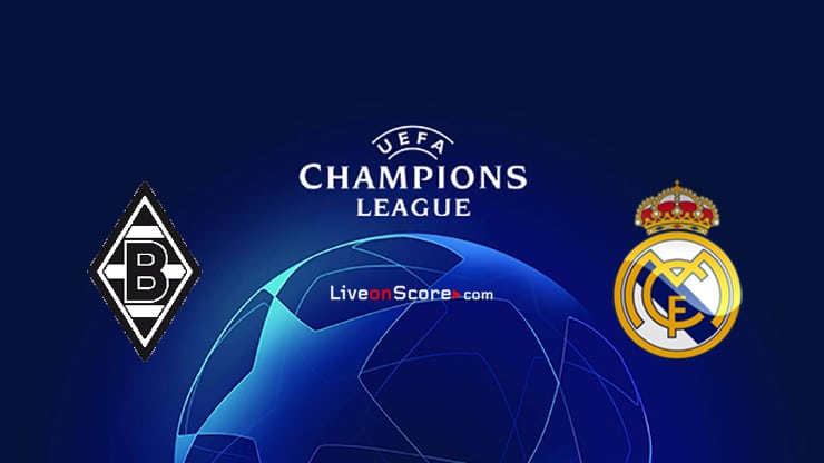 رئال مادرید / لیگ قهرمانان اروپا / مونشن گلادباخ / Borussia Monchengladbach / اسپانیا / Real Madrid / UCL / Spain
