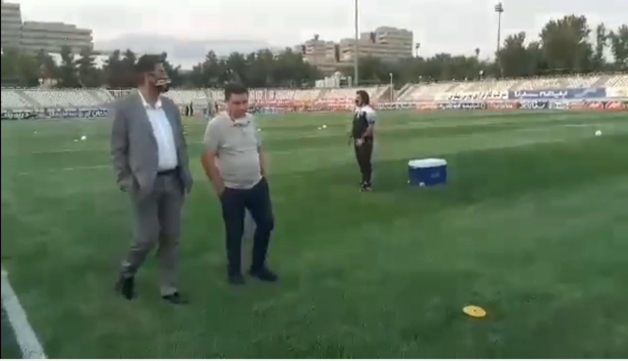سپاهان / سایپا / لیگ برتر ایران