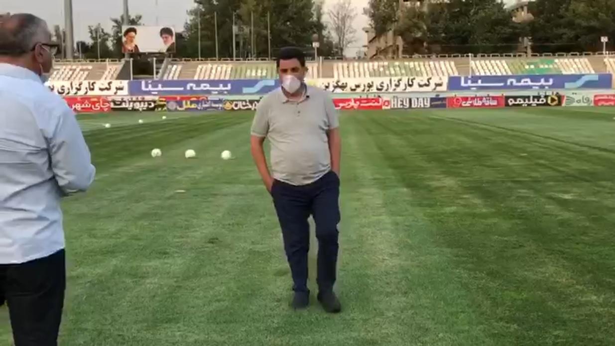 حبیب کاشانی / سپاهان