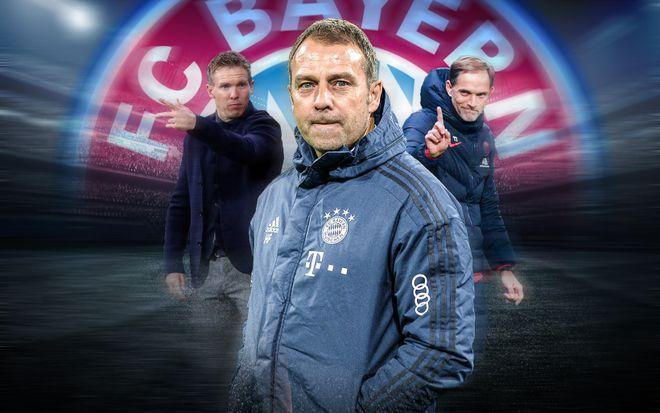 آلمان-بایرن مونیخ-سرنوشت فلیک-سرمربی بایرن مونیخ-Bayern Munich