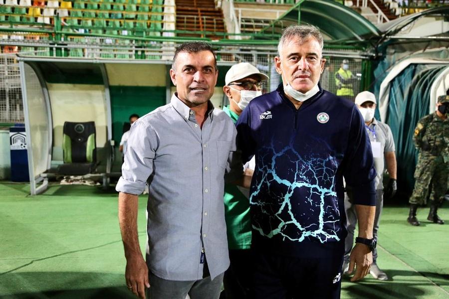 عبدالله ویسی و لوکا بوناچیچ