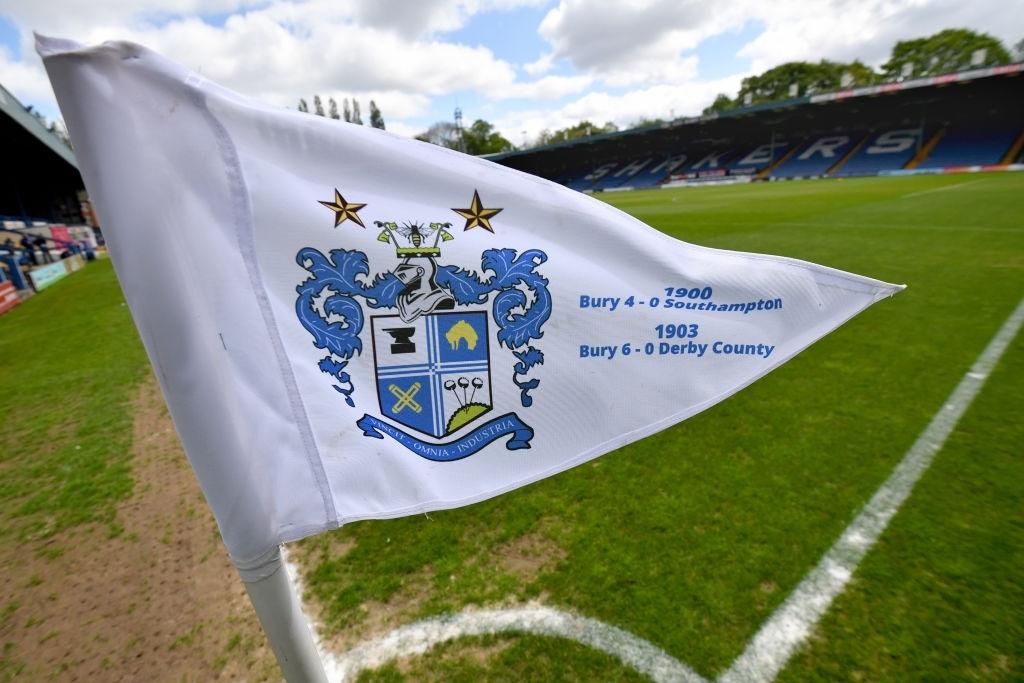 بری / Bury F.C.