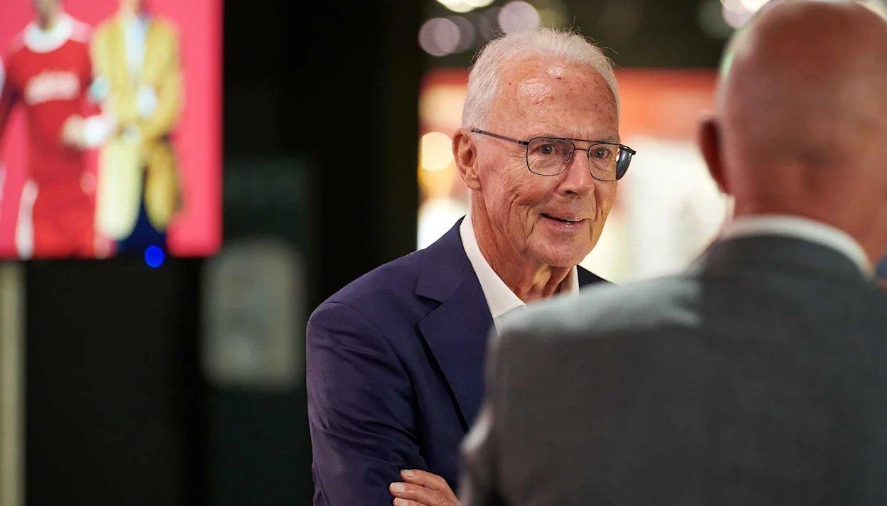 فرانتس بکن باوئر / Franz Beckenbauer