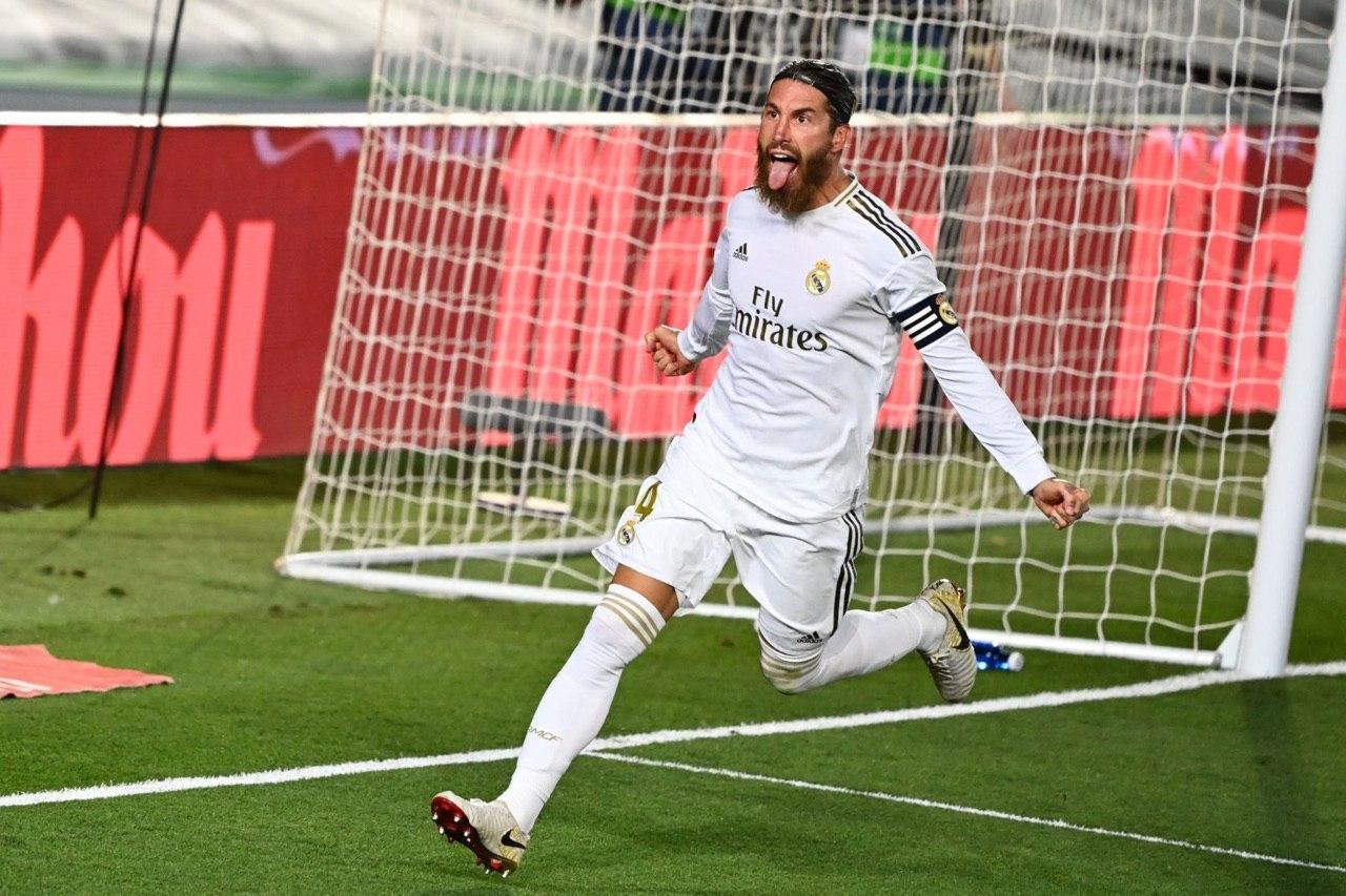 رئال مادرید / سرخیو راموس